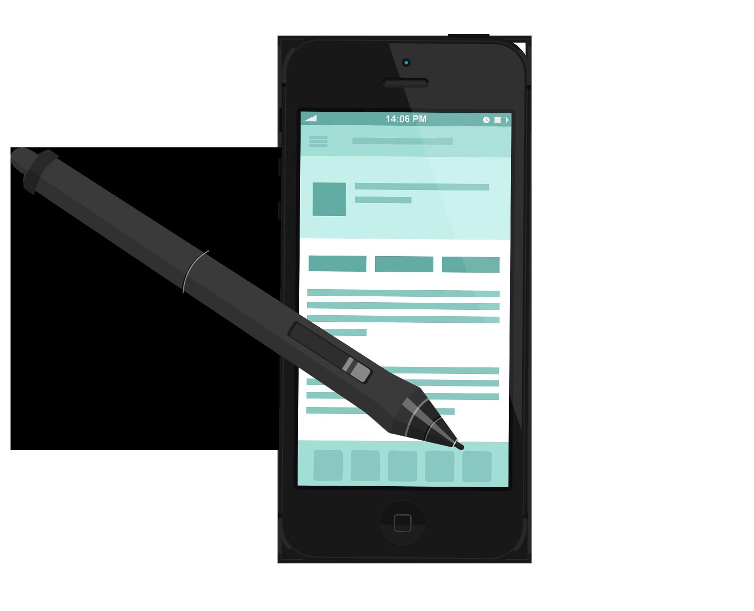 Woye Design laver designs til apps